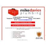 Mike Davies - Plumbing and Kitchens
