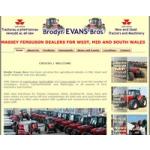 Brodyr Evans Bros, Cefnmabws