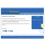 Fuzzy Lemon Homepage
