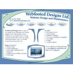 Webfooted Designs ltd
