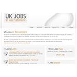 UK Jobs In Recruitment