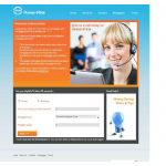 Money Mate website project