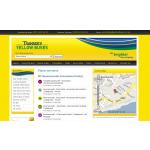 RATP Yellow Buses