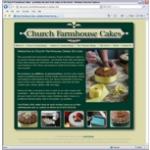 Church Farmhouse Cakes