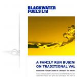 Blackwater Fuels Ltd
