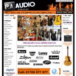 PA Audio