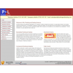P&L Plumbing & Heating