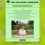Paul Gallagher Landscapes
