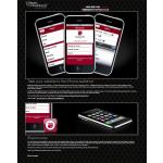 Racecourse Hospitality iPhone Application
