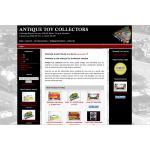 Antique Toy Car Collectors
