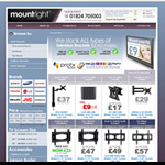 MountRight TV Brackets