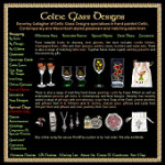 Celtic Glass Designs