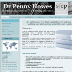 Penny Howes Editorial Services