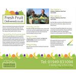 Fresh Fruit Delivered