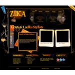 Zika Hair