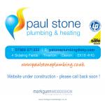 Paul Stone Plumbing