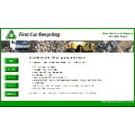 First Car Recycling