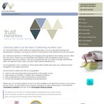 Trust Interventions