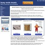 Busy Mole Music