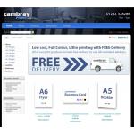 Cambray Print
