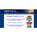 Owens DIY