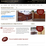 Wooden Gate Shop