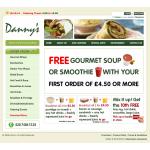 Dannyz Gourmet Wraps