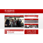 Ed Miliband for Labour Leader