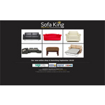 Sofa King Desinger Suites