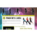 Zumba with Laura