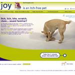 Itch free pet