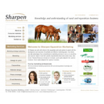 Sharpen Equestrian Marketing