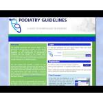 Podiatry Guidelines