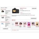 Amazon style wish list for Actinic eCommerce
