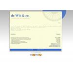 de Wit and Co