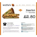 Wolfie's Sandwich Shop