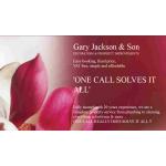 Gary Jackson and Son