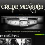 Crude Measure