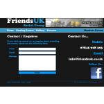 Friends UK Social Group