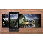 Snow+Rock Pathfinder WP7 App