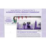 Maureen Johnson's Alternative Royal Wedding Commentary