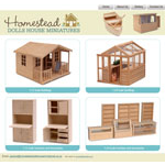 Homestead Dolls House Miniatures