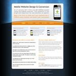 Mobile Website Conversions