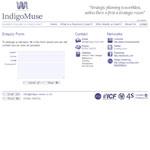 Indigo Muse
