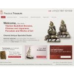 Precious Treasure Oriental Antiques