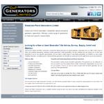 Diesel And Petrol Generators Ltd