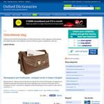 Oxford Dictionaries Blog