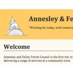 Annesley & Felley Parish Council