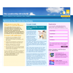 The Leadership Directory