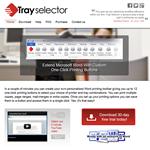 Tray Selector